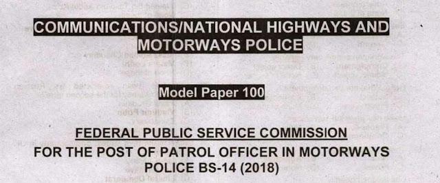 Motorways Police 2019