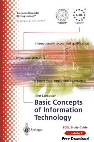 Basic Concepts of Information Technology