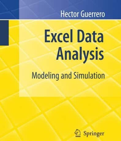 Excel Data Analysis Model and Simulation