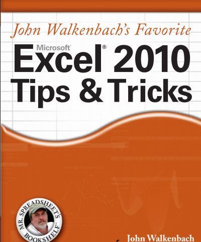Excel 2010 Tips