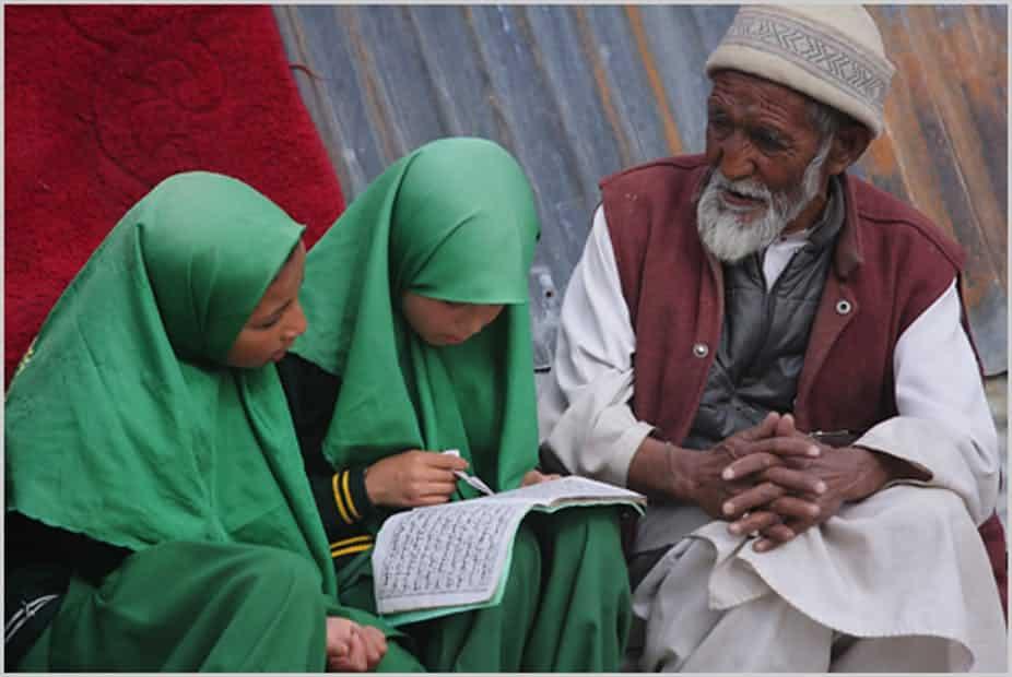 Teaching in Islamic Countries