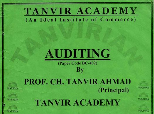 Difference Between Accounting and Auditing